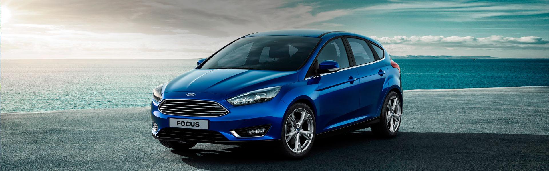 Замена фильтров Ford Focus